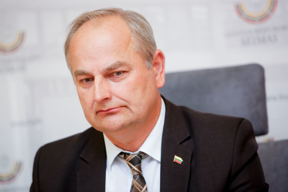 Vidmanto Balkūno / 15min nuotr./Juozas Baublys