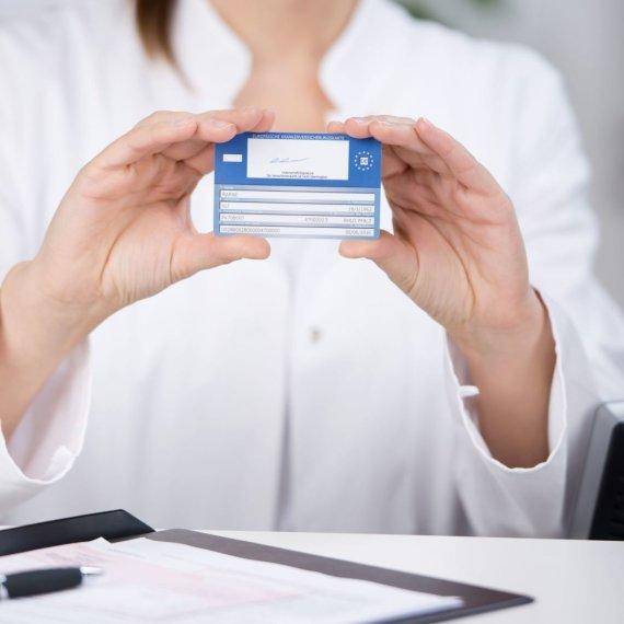 123rf.com /Europos sveikatos draudimo kortelė