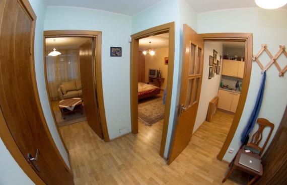 Butas Seimo viešbutyje