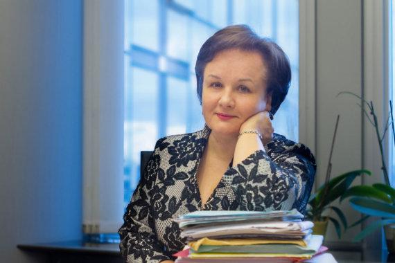 Asmeninio archyvo nuotr./Europarlamentarė Laima Andrikienė
