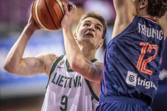 nuotr. FIBA/Dovydas Giedraitis