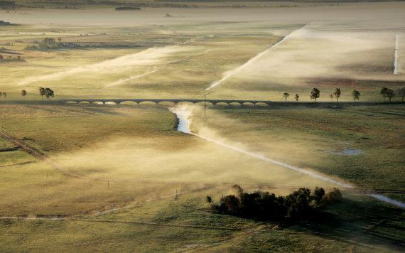 Siluteinfo.lt nuotr./Prezidento K.Griniaus tiltas