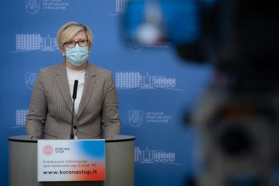 LRV nuotr./Ingrida Šimonytė