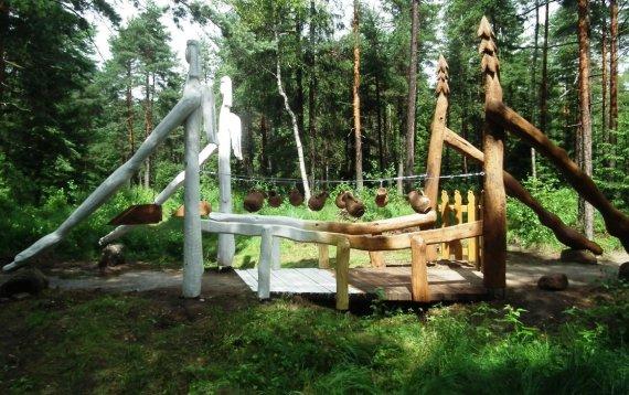 Baltų mitologijos parko nuotr.