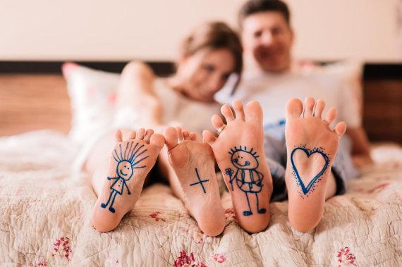 Shutterstock nuotr./Pora lovoje.