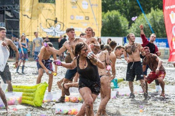 """Lino Žemgulio nuotr./""""Karklė Live Music Beach 2014"""""""