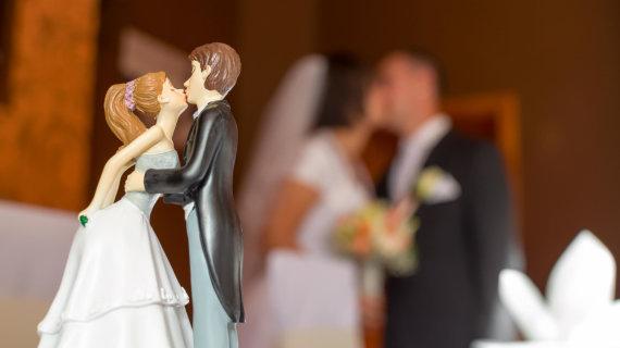 Vida Press nuotr./Vestuvės