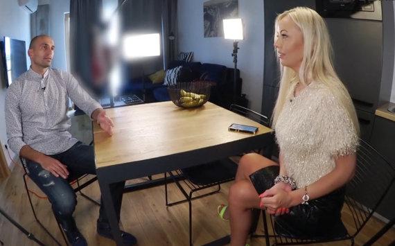 TV3 nuotr./Rolandas Alijevas ir Mia