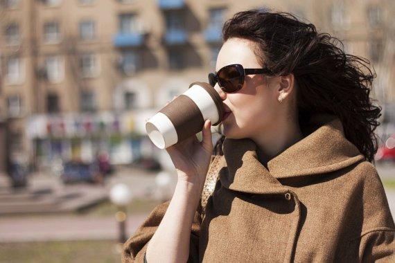Fotolia nuotr./Geriant kavą