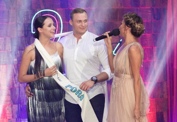 TV3 nuotr./Viktorija Šaulytė ir Julius Mocka