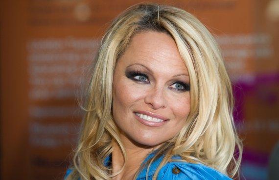 "AFP/""Scanpix"" nuotr./Pamela Anderson"