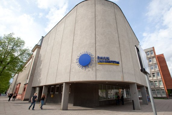 Šiaulių universitetas. Šiaulių universiteto nuotr.