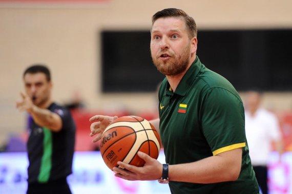 FIBA nuotr./Gediminas Petrauskas