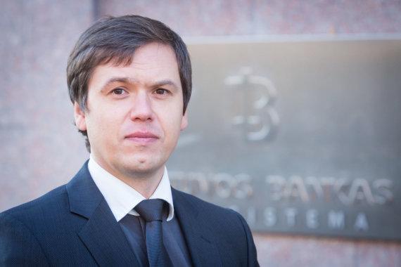 Lietuvos banko nuotr./Vytautas Valvonis