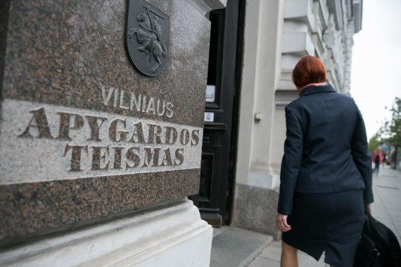 Žygimanto Gedvilos / 15min nuotr./Vilniaus apygardos teismas