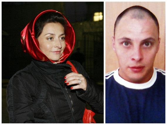 Scanpix ir Valdo Kopūsto nuotr./Irma Jurgelevičiūtė 2008 metų rudenį ištekėjo už Rolando Lavinsko. Pora išsiskyrė 2010-aisiais.