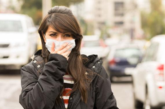 Dėl oro taršos Londone kasmet miršta apie 10 tūkst. gyventojų/ Asociatyvinis kadras/ 123rf nuotr.