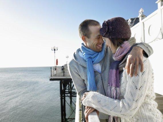 Shutterstock nuotr./Įsimylėjusi pora.