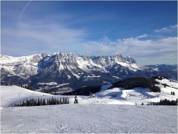 Martyno Bejerio nuotr./Skivelto slidinėjimo regionas Austrijoje, Elmau