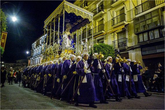 Laimos Druknerytės nuotr./Šventoji savaitė Andalūzijoje