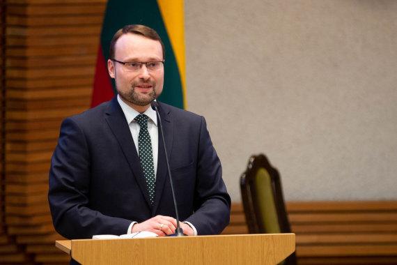 Žygimanto Gedvilos / 15min nuotr./Mindaugas Kvietkauskas