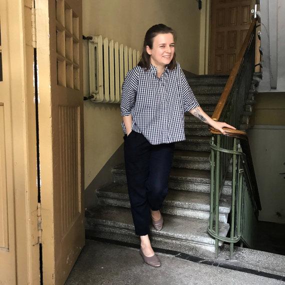 Asmeninio archyvo nuotr. /Sigita Petrunina namą iškeitė į būstą Vilniaus centre