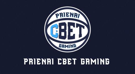 """bcprienai.lt/Prienų """"CBet"""" esporto komanda"""