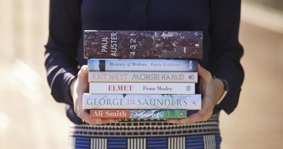 """www.themanbookerprize.com nuotr./Trumpojo """"Man Booker"""" sąrašo knygos"""