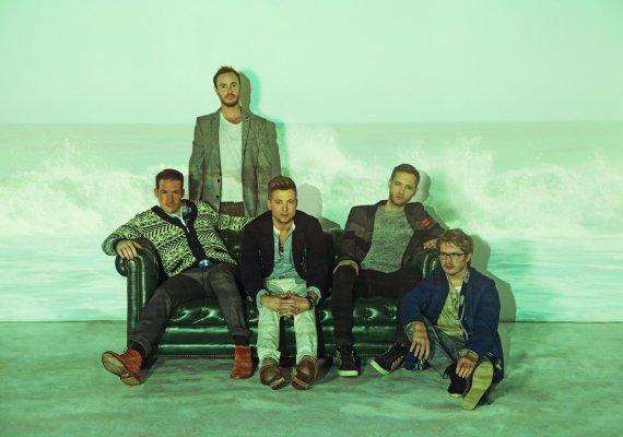 "Grupės albumo nuotr./""OneRepublic"""
