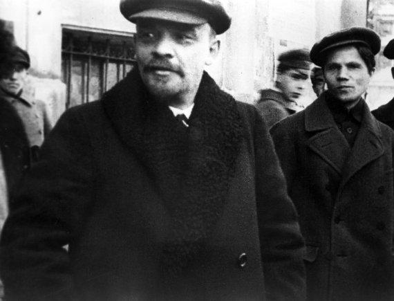 """""""Scanpix"""" nuotr./Vladimiras Leninas 1919 metais"""