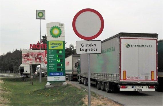 40ton.net nuotr./Parkavimas