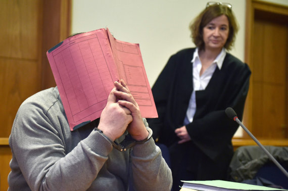 "AFP/""Scanpix"" nuotr./Nielsas Hoegelis"