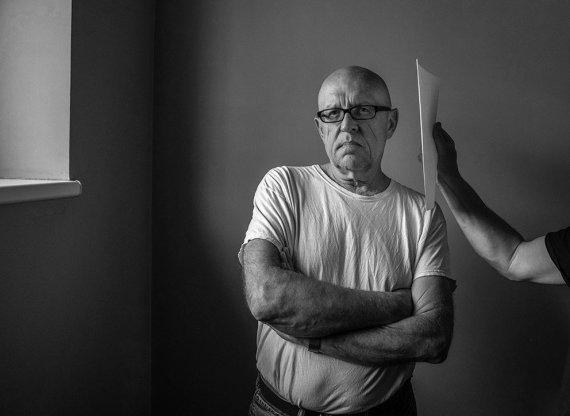 Algimanto Aleksandravičiaus nuotr./2018 metai, Vilnius, Saulius Tomas Kondrotas