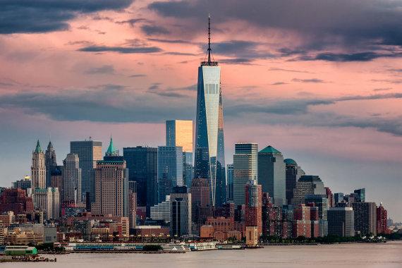 Shutterstock.com nuotr./One World Trade Center, Niujorkas