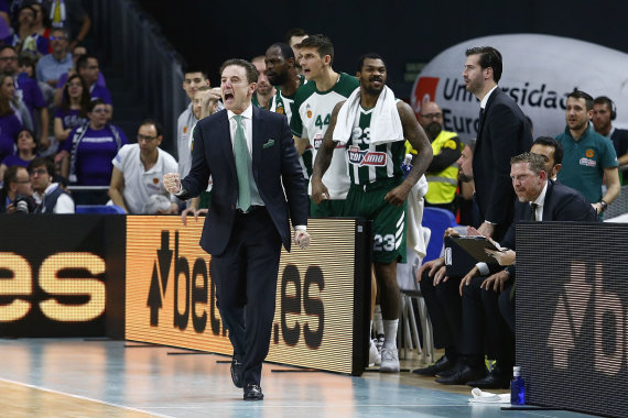 "nuotr. ""Getty Images""/euroleague.net/Rickas Pitino"