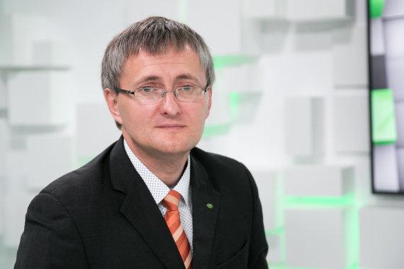 Žygimanto Gedvilos / 15min nuotr./Marius Ablačinskas