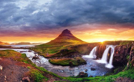 Shutterstock.com nuotr./Islandija