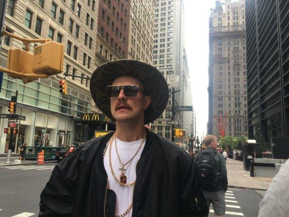 Asmeninio albumo nuotr./Mantas Stonkus Niujorke
