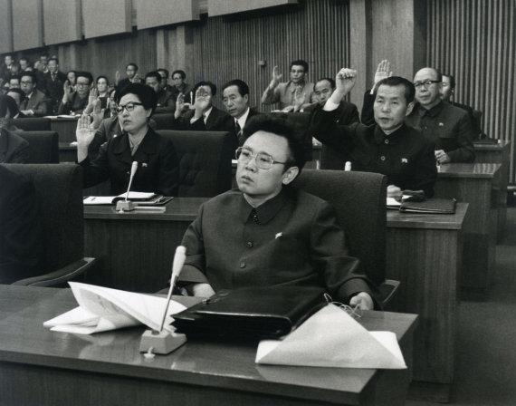 AFP / Scanpix Photo / Kim Jong Ilas