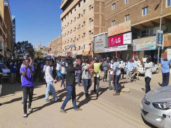 "AFP/""Scanpix"" nuotr./Sudanas"