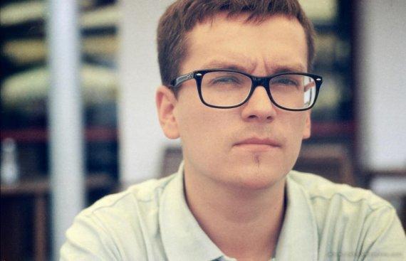 Kino operatorius Saulius Lukoševičius
