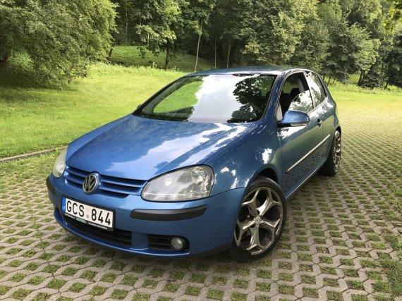 """Volkswagen Golf V"" (2005 m.)"