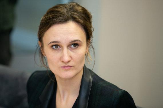 Žygimanto Gedvilos / 15min nuotr./Viktorija Čmilytė-Nielsen