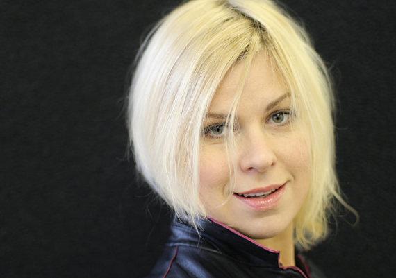Asmeninio albumo nuotr./Aktorė Aldona Vilutytė