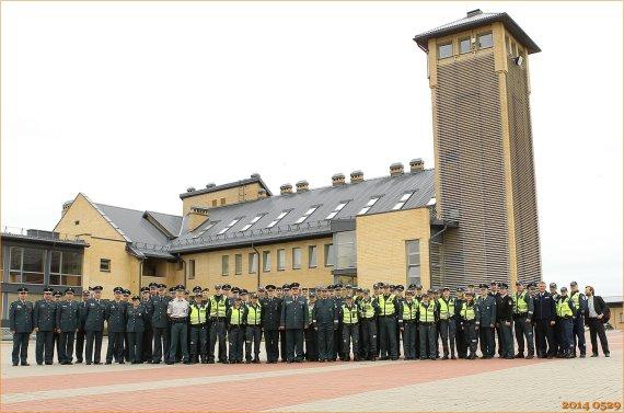 Policijos departamento nuotr./Geriausių šalies viešosios policijos pareigūnų konkursas