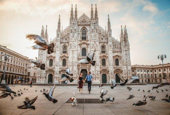 "Aisha Khan iš ""Ama Photography & Cinema"" nuotr./Milanas"