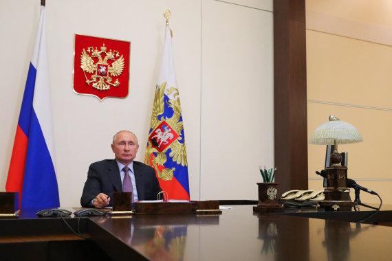 """Scanpix""/ITAR-TASS nuotr./Vladimiras Putinas"