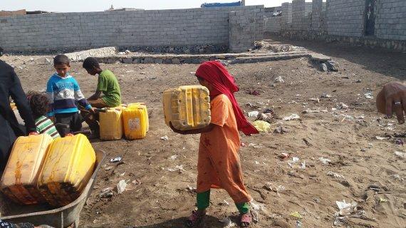 Asmeninio archyvo nuotr./Vietos žmonių gyvenimas Jemene