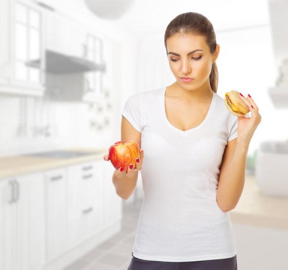 """""""Shutterstock"""" nuotr./Riebus maistas – sveikos širdies priešas"""