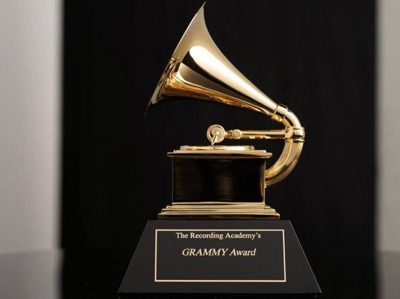 Organizatorių nuotr./Grammy apdovanojimo nuotrauka